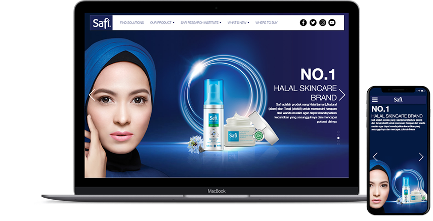 Safi Indonesia Official Site